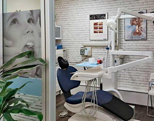 Box 3 de clínica dental Llagostera