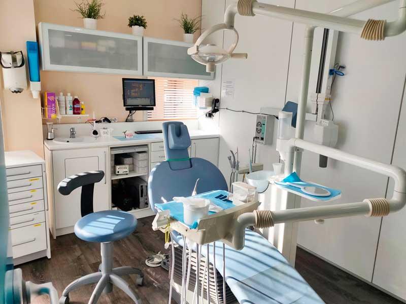 Queremos que te sientas cómodo, aunque sea en el sillón de tu dentista