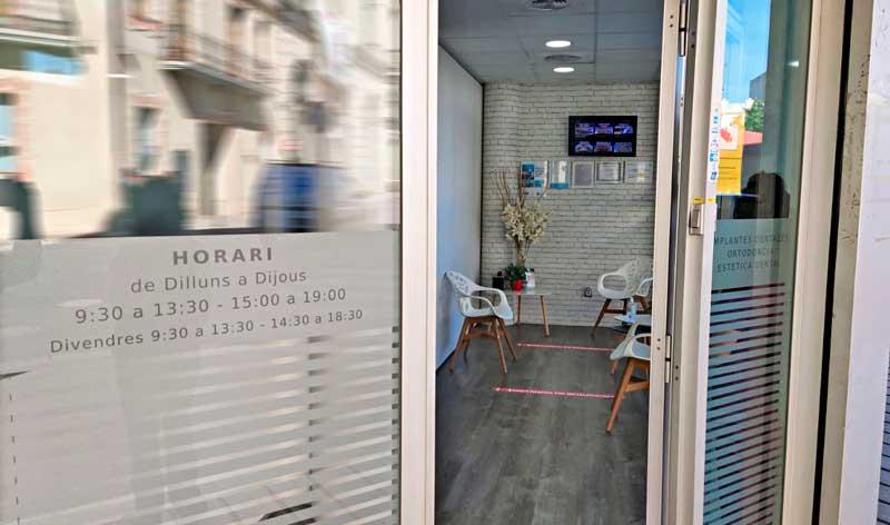 En Clínica Dental Llagostera queremos que te sientas como en casa